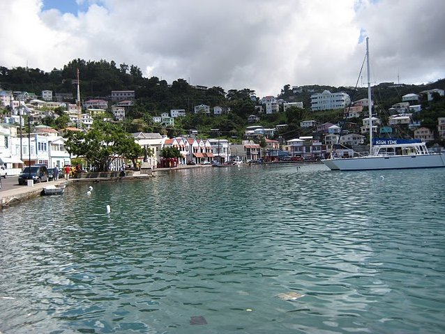 Grenada Island pictures St Georges Adventure