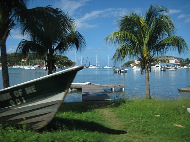 Grenada Island pictures St Georges Travel Package