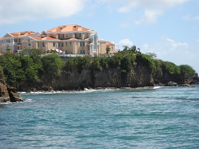 Grenada Island pictures St Georges Diary Sharing