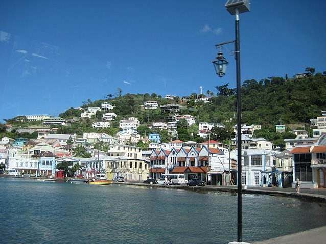 Grenada Island pictures St Georges Review Gallery