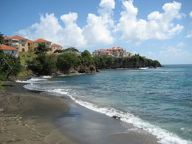 Grenada Island pictures St Georges Holiday Sharing