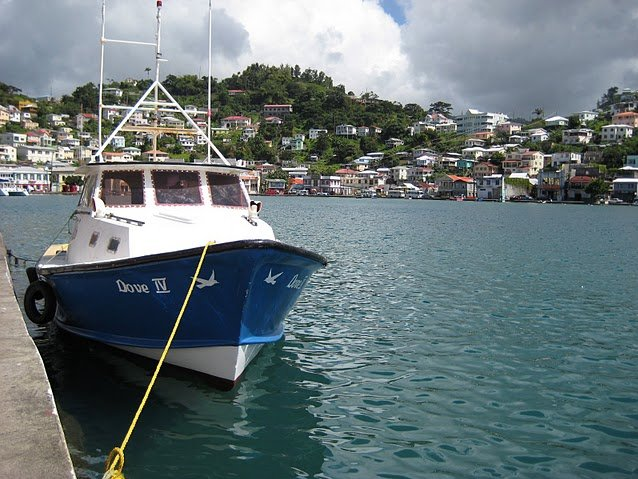 St Georges Grenada Blog Review