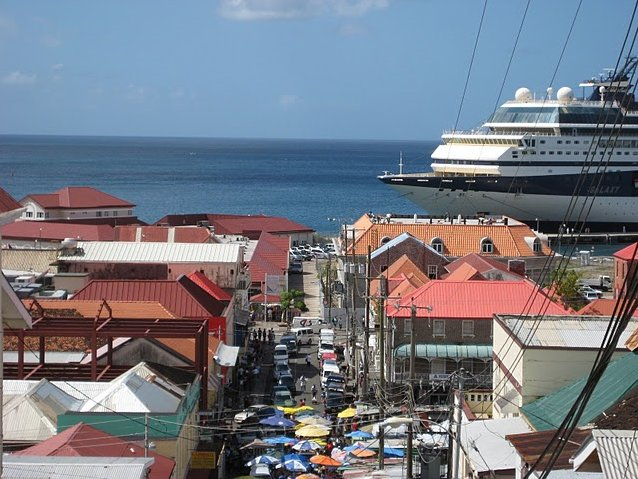 Grenada Island pictures St Georges Holiday Review