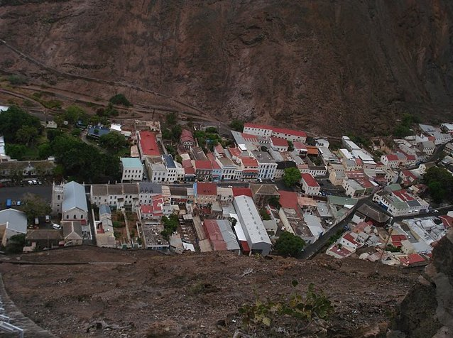 Photo Saint Helena Island, South Atlantic located
