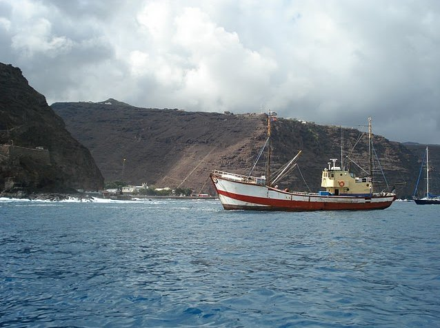 Photo Saint Helena Island, South Atlantic largest