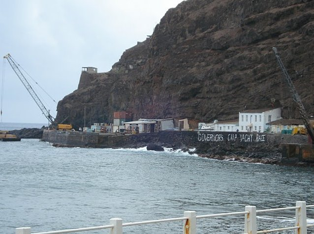 Saint Helena Island, South Atlantic Jamestown Travel Album