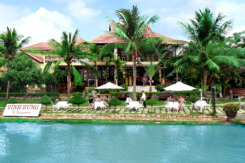 Hoi An Vietnam Hoi An Vinh Hung Riverside Resort & Spa - Riverside