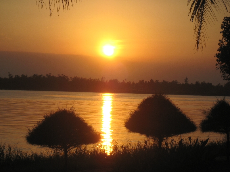 Hoi An Vinh Hung Riverside Resort & Spa - Sunset, Vietnam