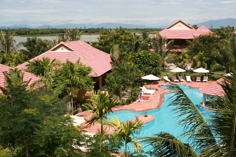 Hoi An Vinh Hung Riverside Resort & Spa - Swimming, Hoi An Vietnam