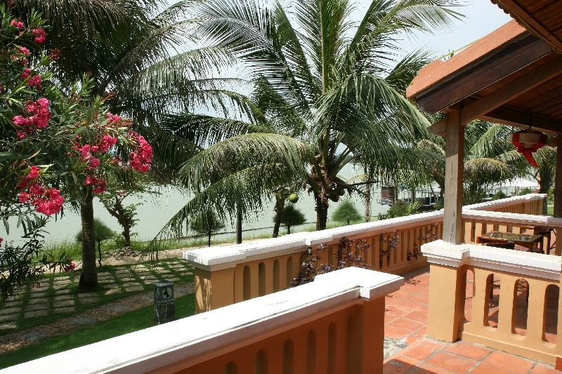 Hoi An Vinh Hung Riverside Resort & Spa - River View, Hoi An Vietnam