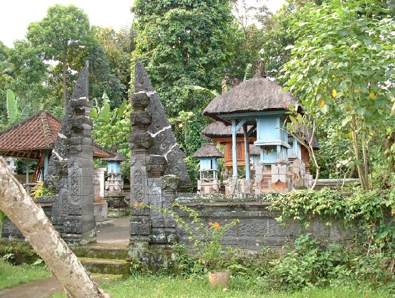 Holiday in Bali Denpasar Indonesia Review Sharing