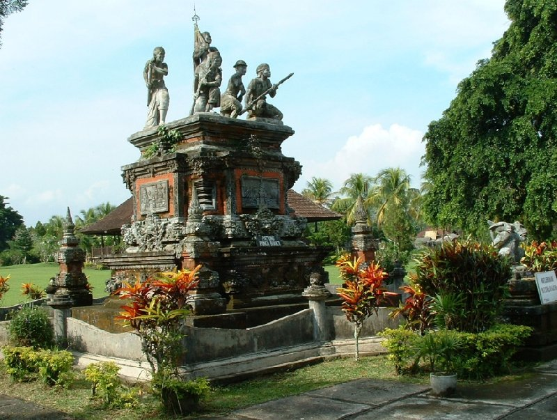 Holiday in Bali Denpasar Indonesia Diary Sharing