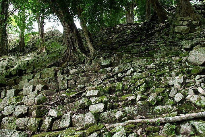 Photo Mayan ruins in Honduras attraction