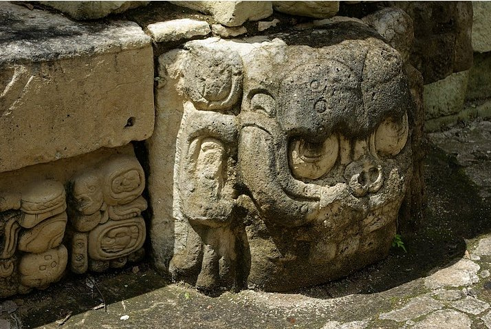 Mayan ruins in Honduras Copan Blog Pictures