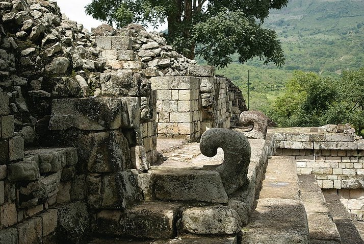Mayan ruins in Honduras Copan Review