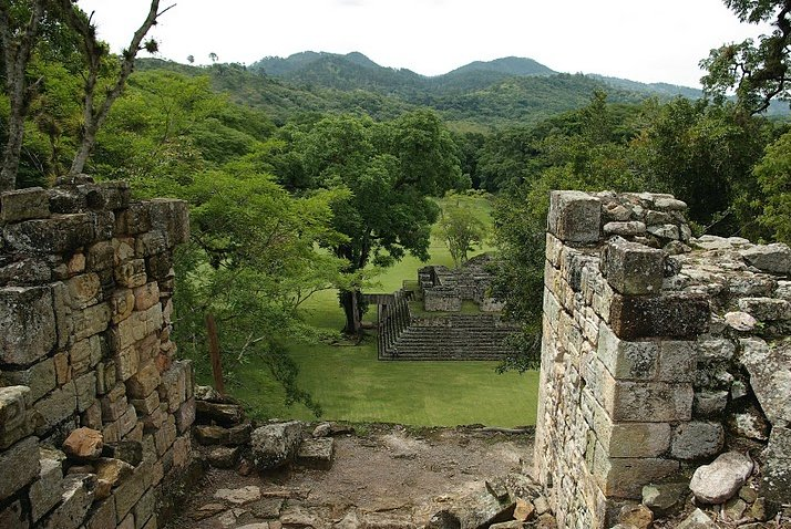 Copan Honduras Travel Album