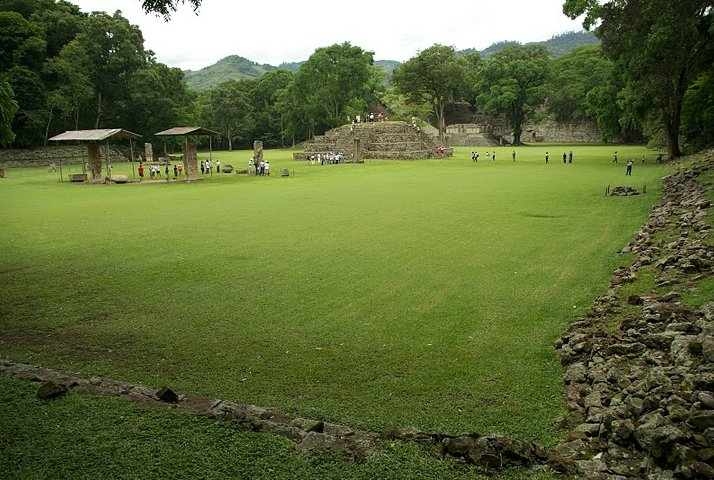 Mayan ruins in Honduras Copan Trip Adventure