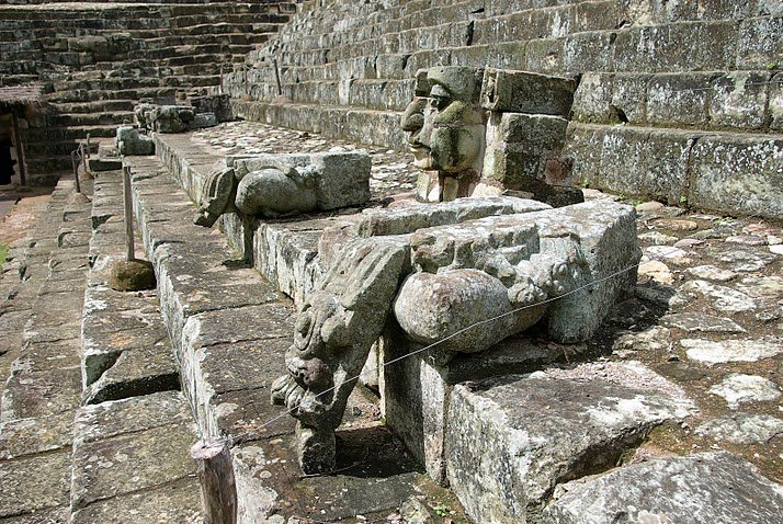 Mayan ruins in Honduras Copan Vacation Experience