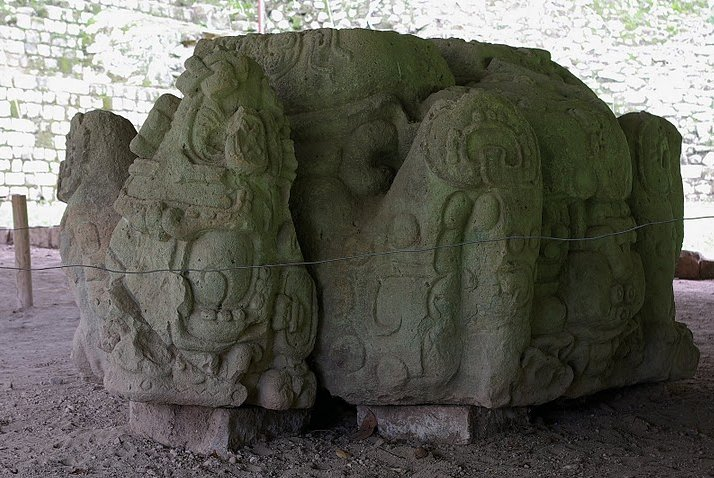 Mayan ruins in Honduras Copan Review Photo
