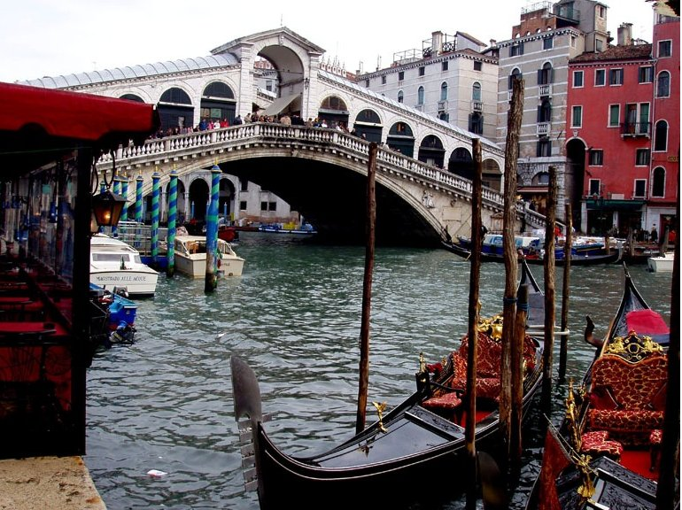 Romantic Trip to Venice in Italy Travel Photo