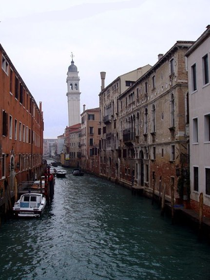 Romantic Trip to Venice in Italy Vacation Pictures