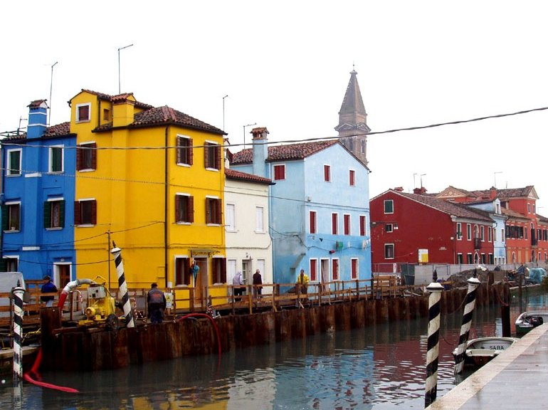 Romantic Trip to Venice in Italy Vacation Picture