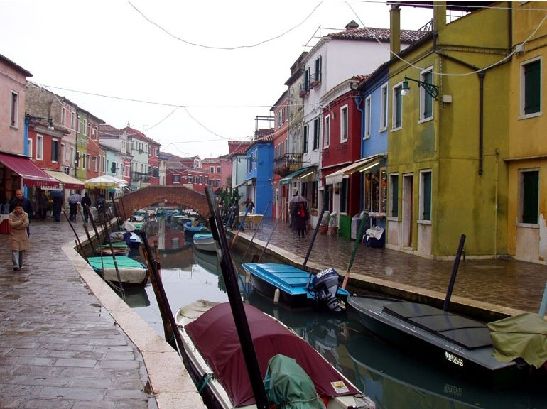 Romantic Trip to Venice in Italy Travel Photos