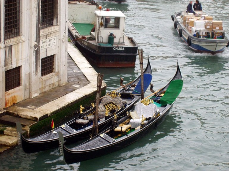 Romantic Trip to Venice in Italy Diary Picture