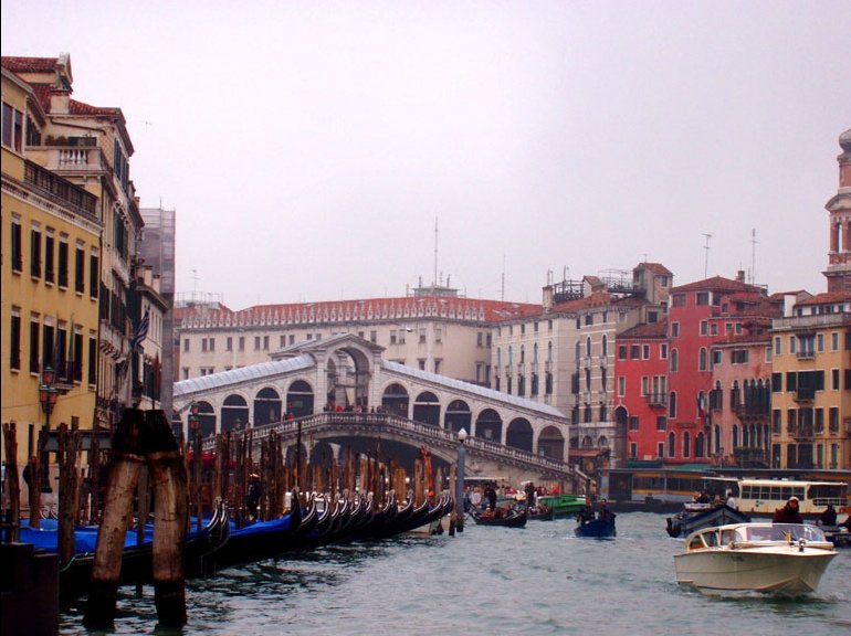 Romantic Trip to Venice in Italy Trip Photo