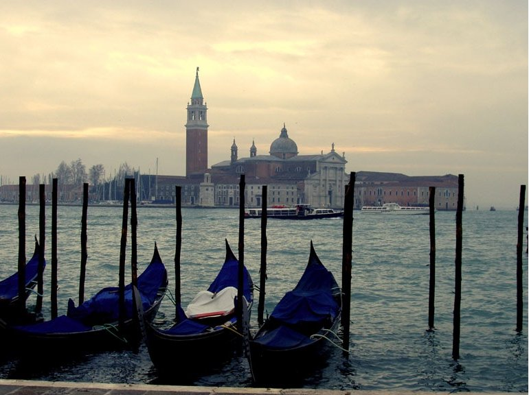 Romantic Trip to Venice in Italy Photo