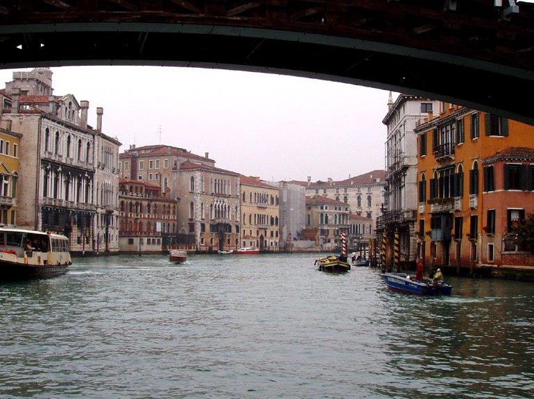 Romantic Trip to Venice in Italy Blog Photo
