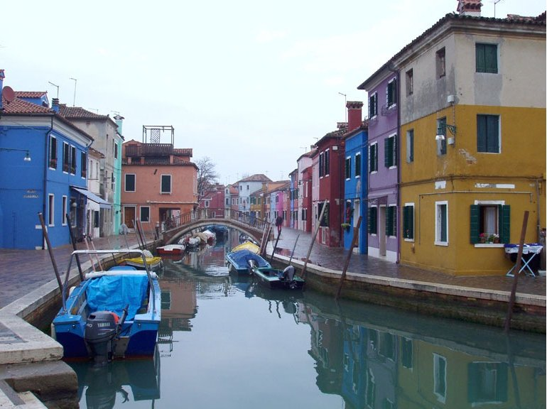 Romantic Trip to Venice in Italy Diary Photo