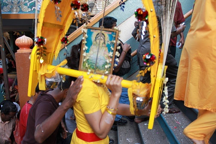 Thaipusam festival 2010 Kuala Lumpur Malaysia Blog Pictures