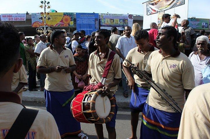 Thaipusam festival 2010 Kuala Lumpur Malaysia Diary Photo
