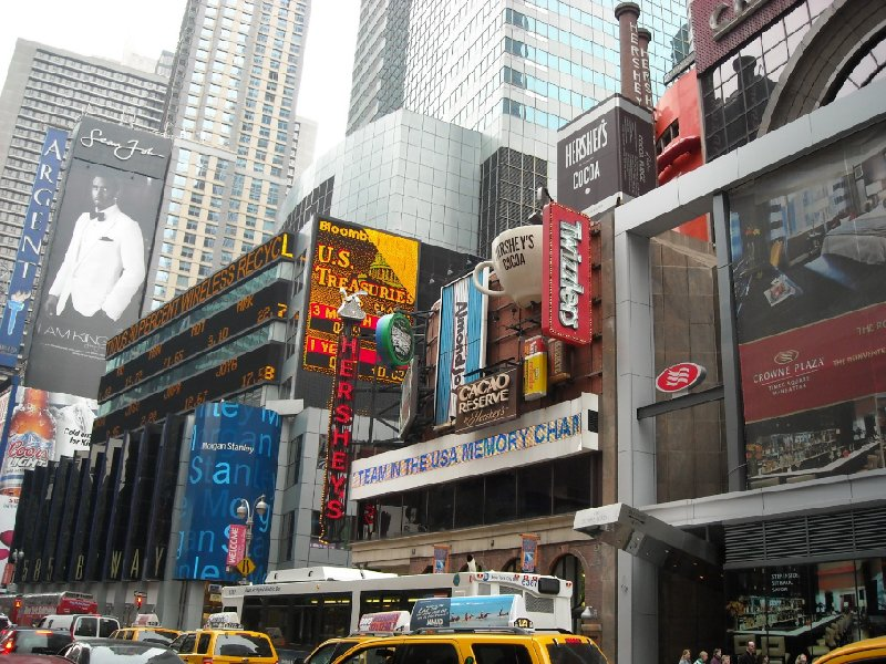 Autumn Stay in New York United States Travel