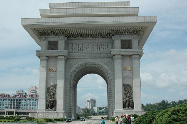 Photo Pyongyang tourist attractions tourist