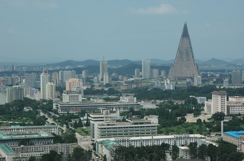 Photo Pyongyang tourist attractions probably