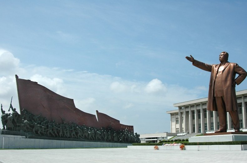 Pyongyang tourist attractions North Korea Travel Photos