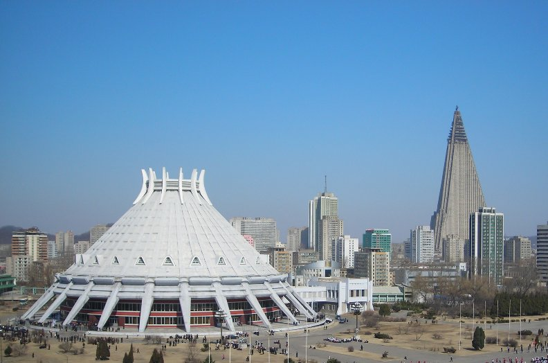 Photo Pyongyang tourist attractions ideologies