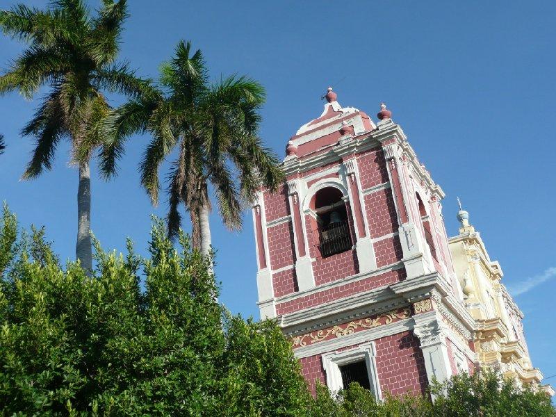 Nicaragua Travel Guide Granada Trip Photo