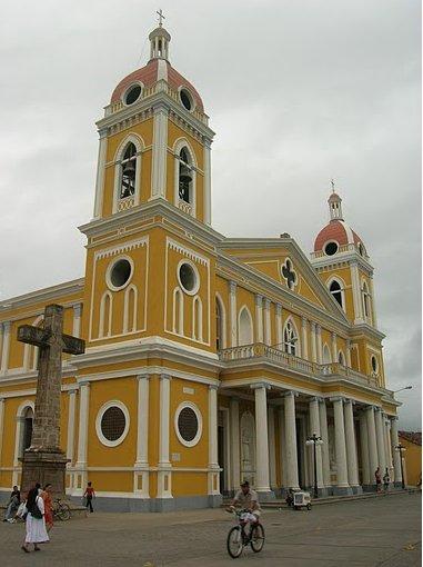 Nicaragua Travel Guide Granada Trip Picture