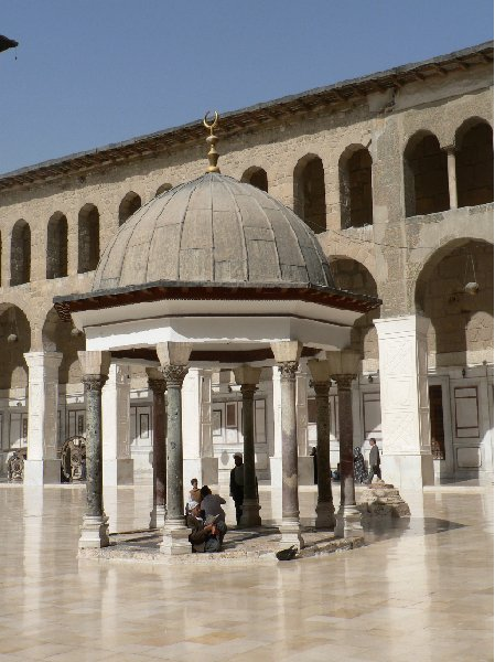 Photo Damascus tourist attractions travelled