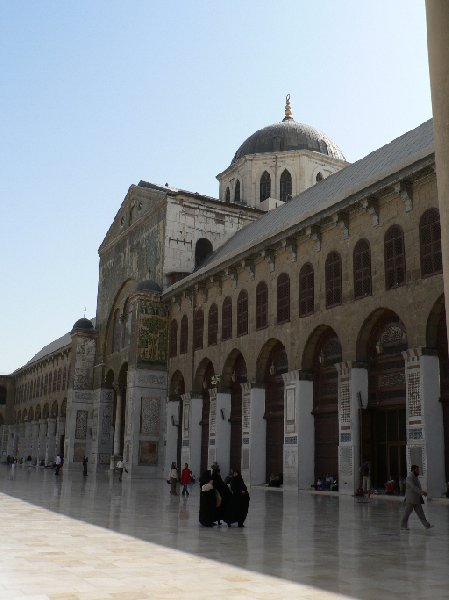 Photo Damascus tourist attractions Damascus