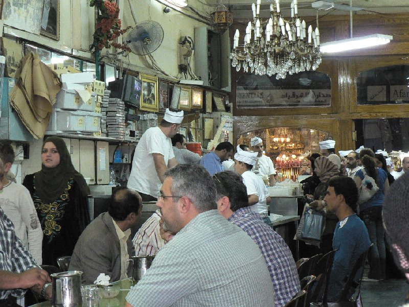 Photo Damascus tourist attractions souvenirs