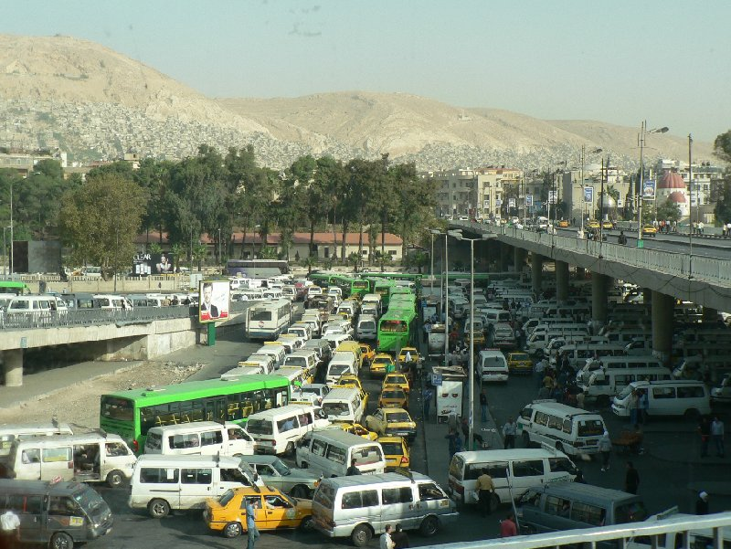 Photo Damascus tourist attractions around