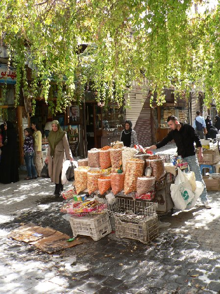 Damascus Syria Travel Blog