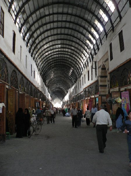 Photo Damascus tourist attractions important