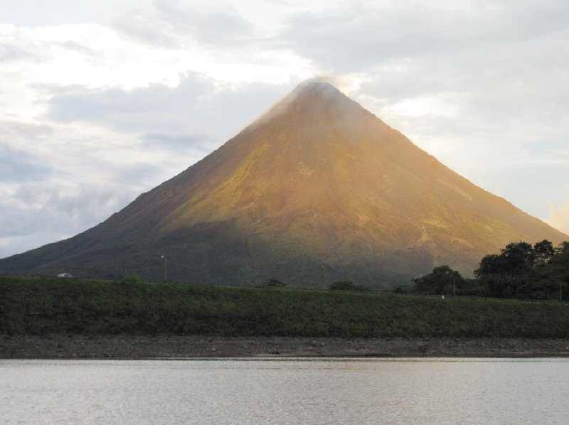 Photo Arenal Volcano National Park internship