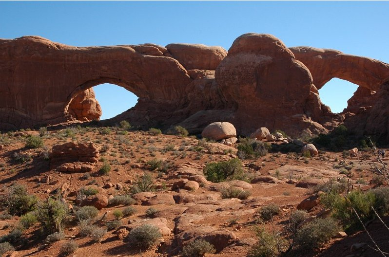 Photo Arches National Park travelled