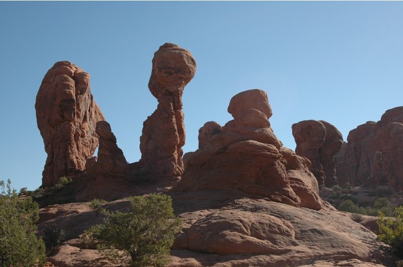 Arches National Park United States Review Photograph